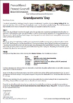 Grandparents' Day takes place on the 14th of May 2010 - Click here to view the invitation letter and response form