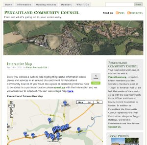 Click here to visit the new Pencaitland Community Council website