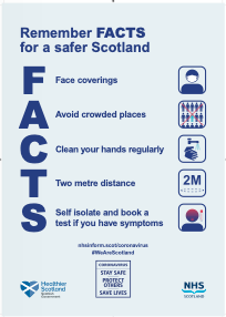 FACTS - Covid-19 For a Safer Scotland