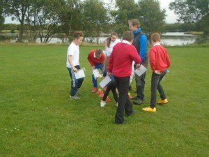 Problem solving games - quick thinking!