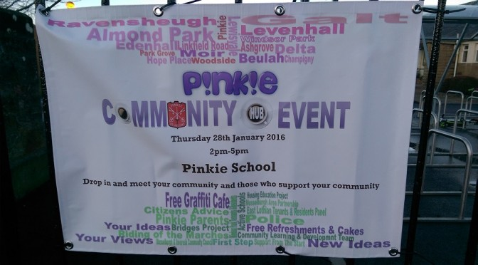 Pinkie Community Event