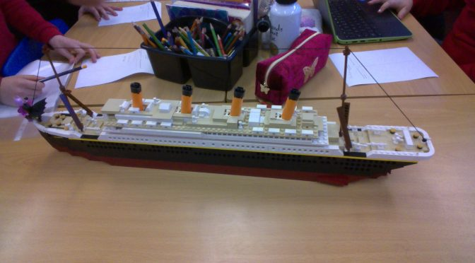 P6A Titanic learning