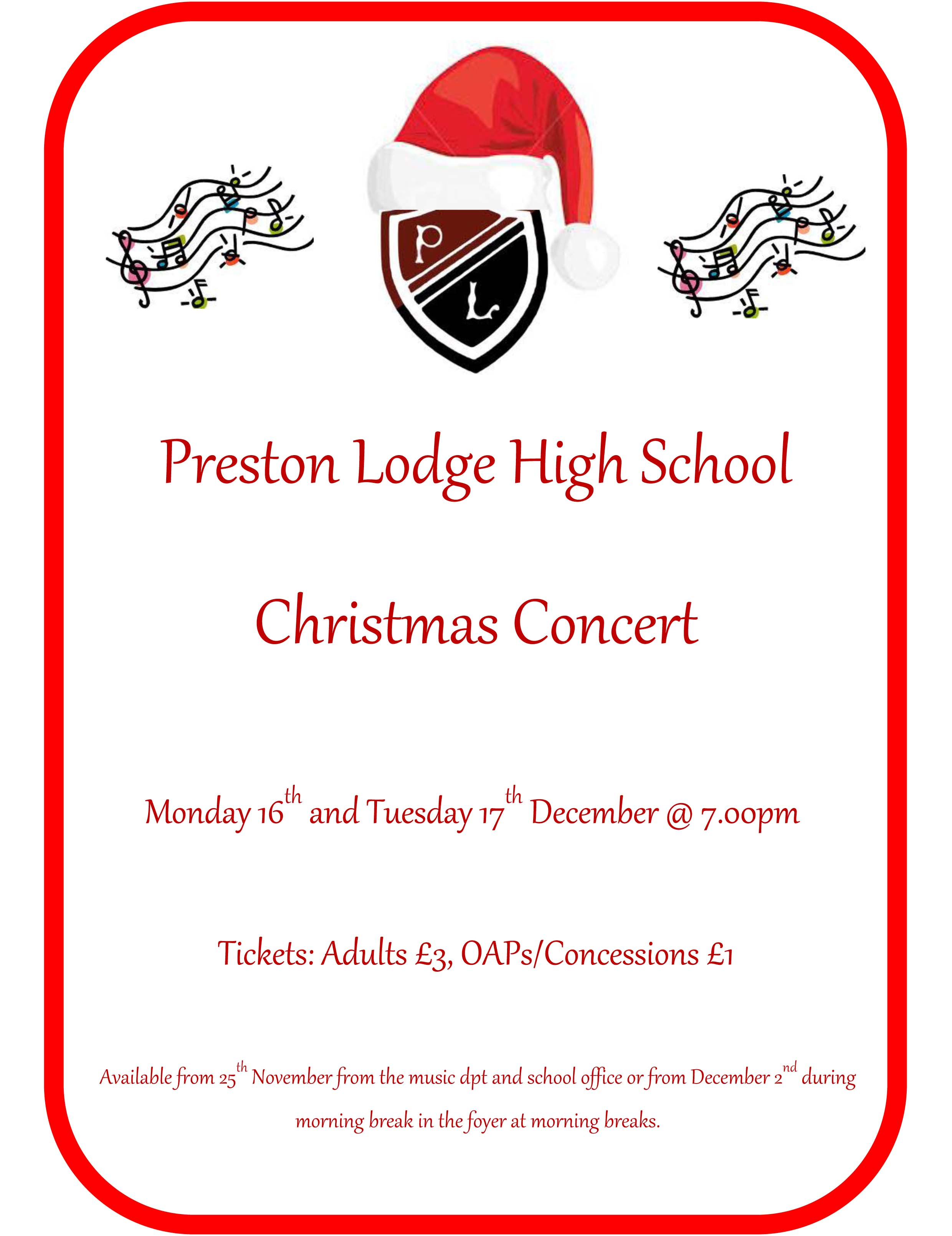 Prestonlodge Net Music Music Preston Lodge High School