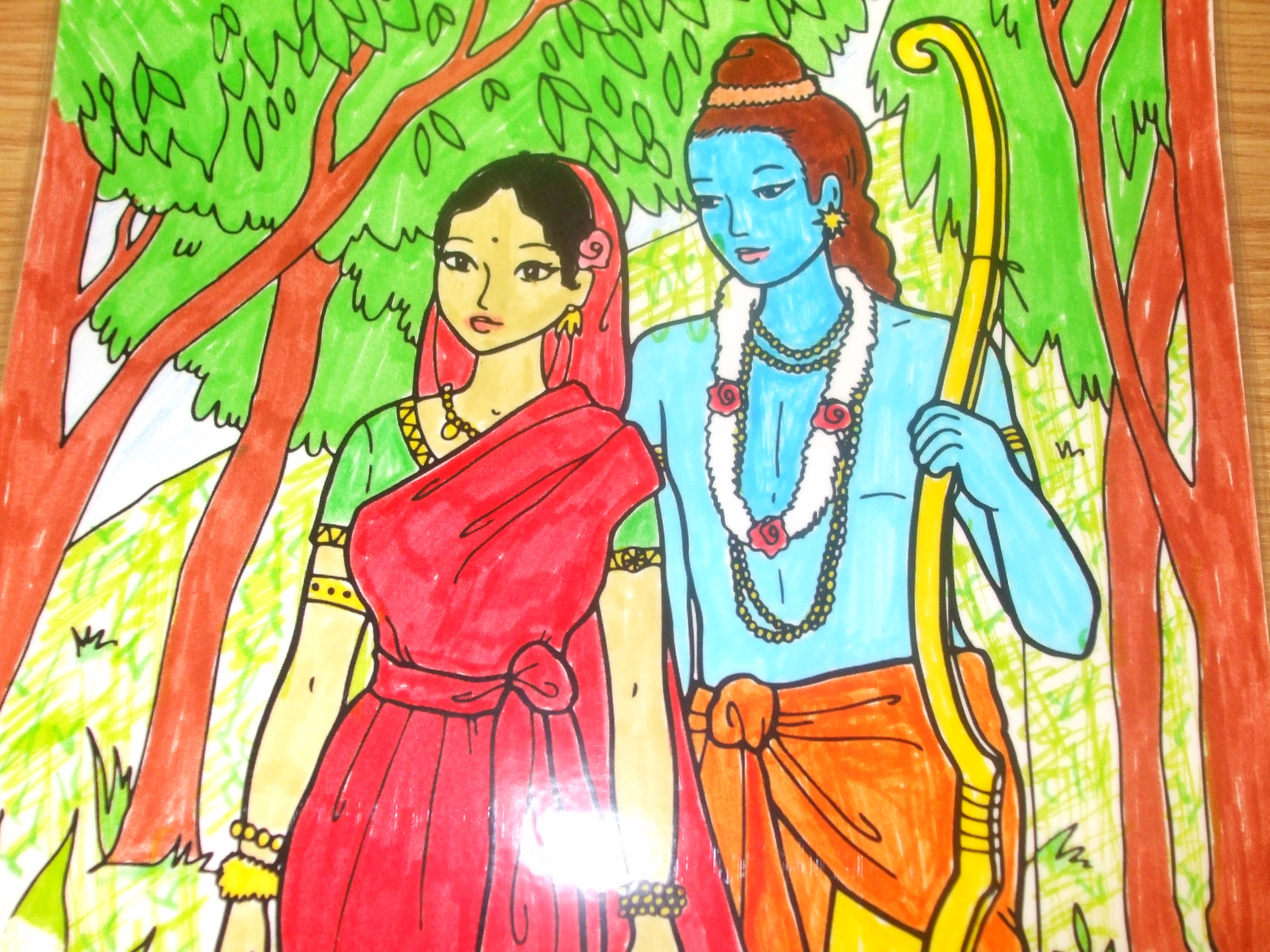 Lord Rama Story For Kids