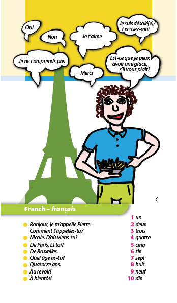 Homework help for french