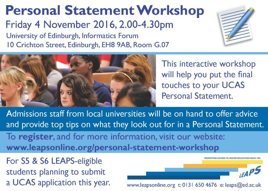 leaps_personal_statement_workshop_2016