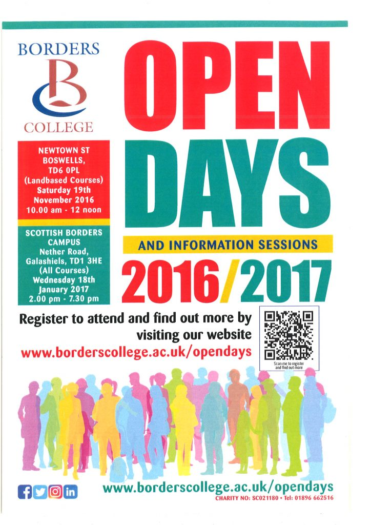 borders-college-open-day