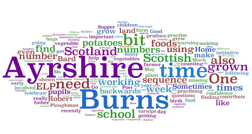 PrestonLodge.net Word Cloud Jan 27th 2009