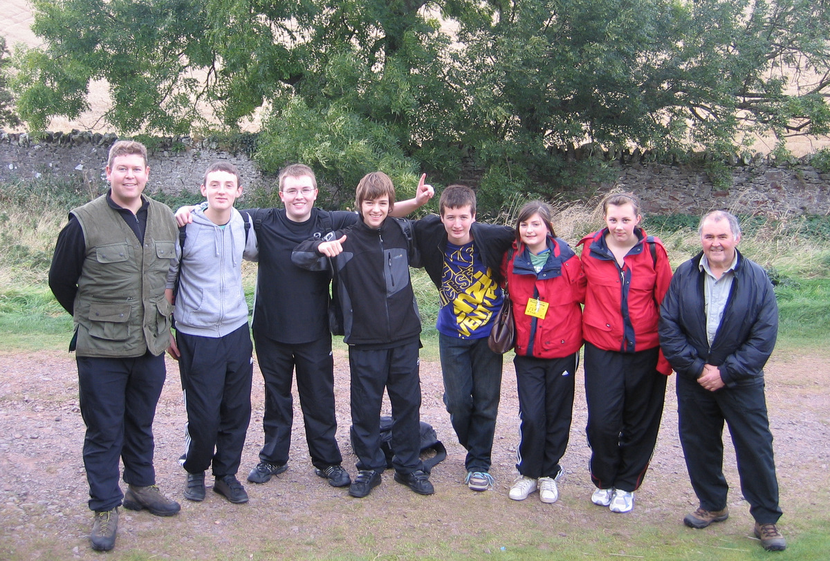 S5 Outdoor Challenge 2009 - Winners