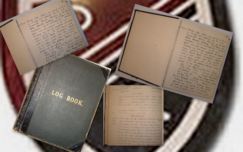 PLHS Logbook Collage