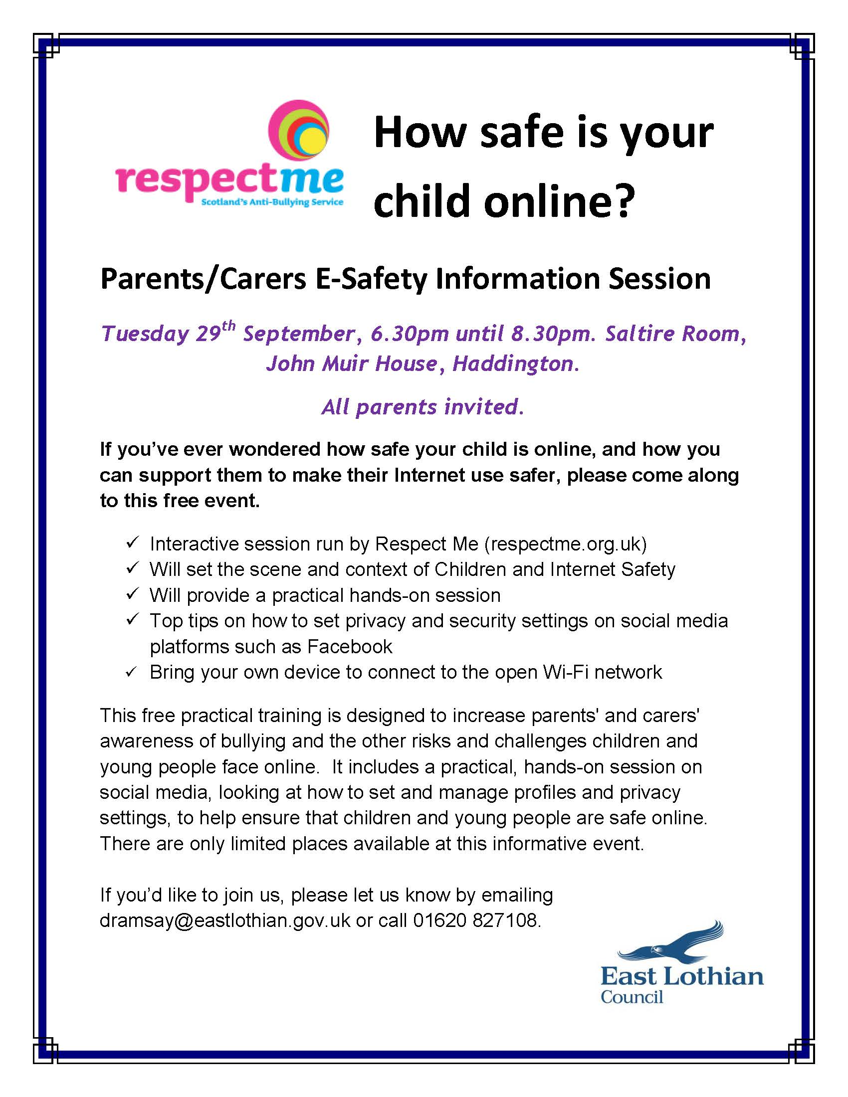 esafety_flyer