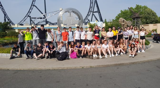 Holland Trip 2019: Day 5: Movie World
