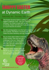 Dino Events Easter 15