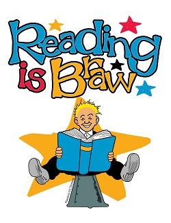 Reading is Braw logo