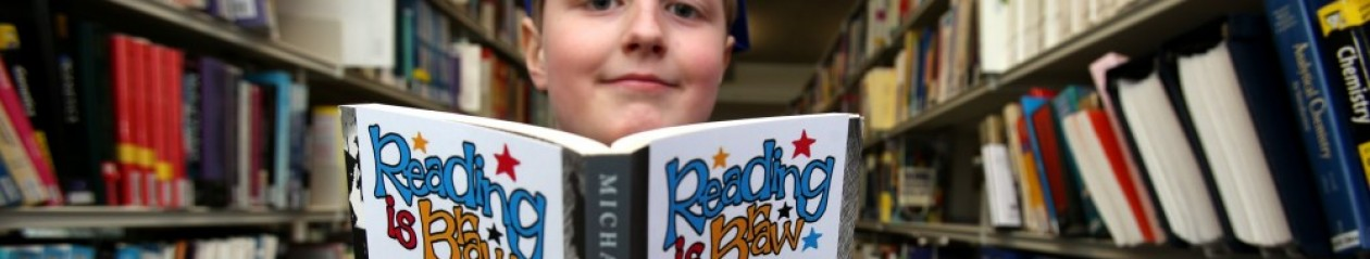 Reading is braw