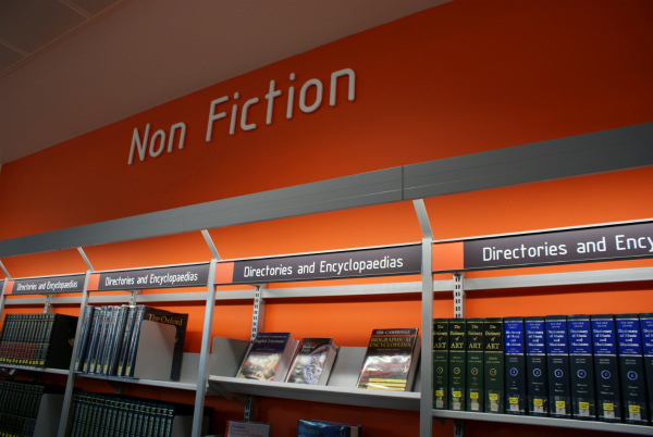 Loretto R.C want your non-fiction books