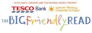 big friendly read logo