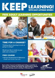 Adult Learning Opportunities 104