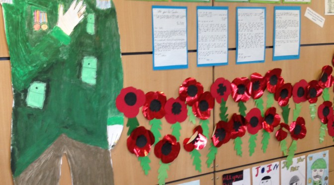 P7C World War 1 Topic