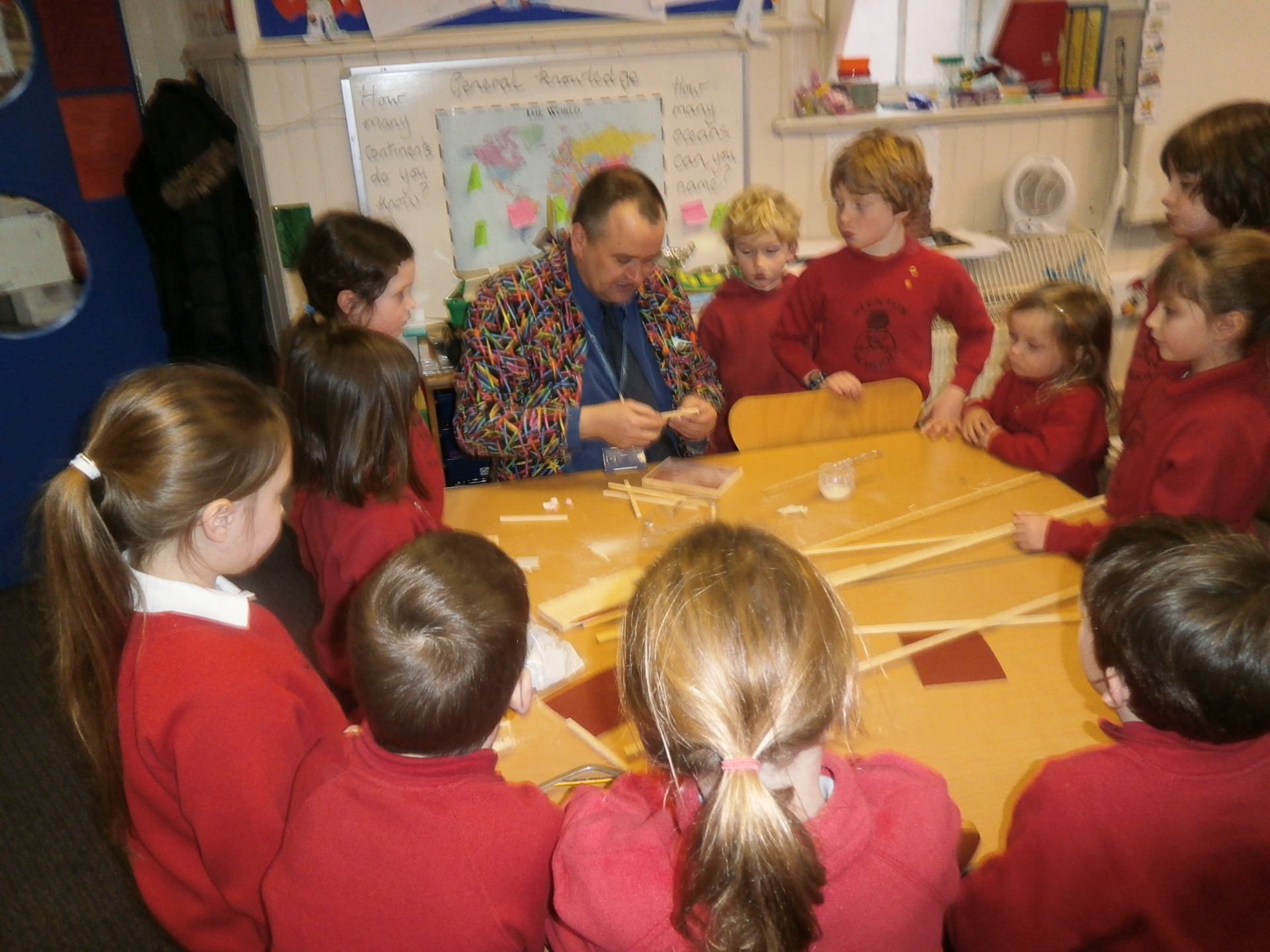woodwork inventions at stenton