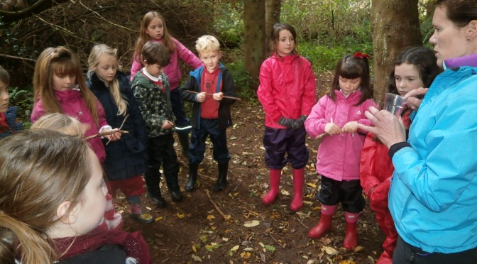 Our First Forest Schools Trip