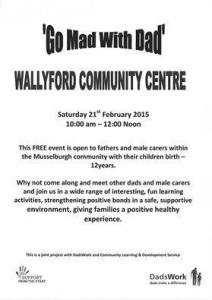 go mad with dad wallyford