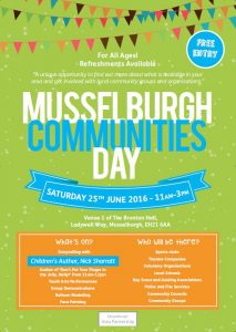 Communities Day poster