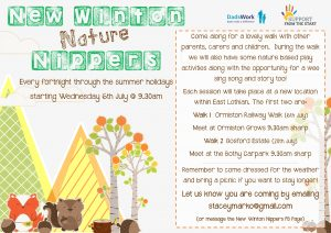 New Winton Nature Nippers 2016