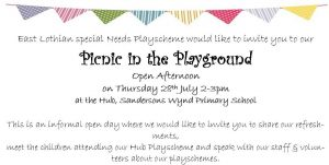 Picnic in the Playground poster
