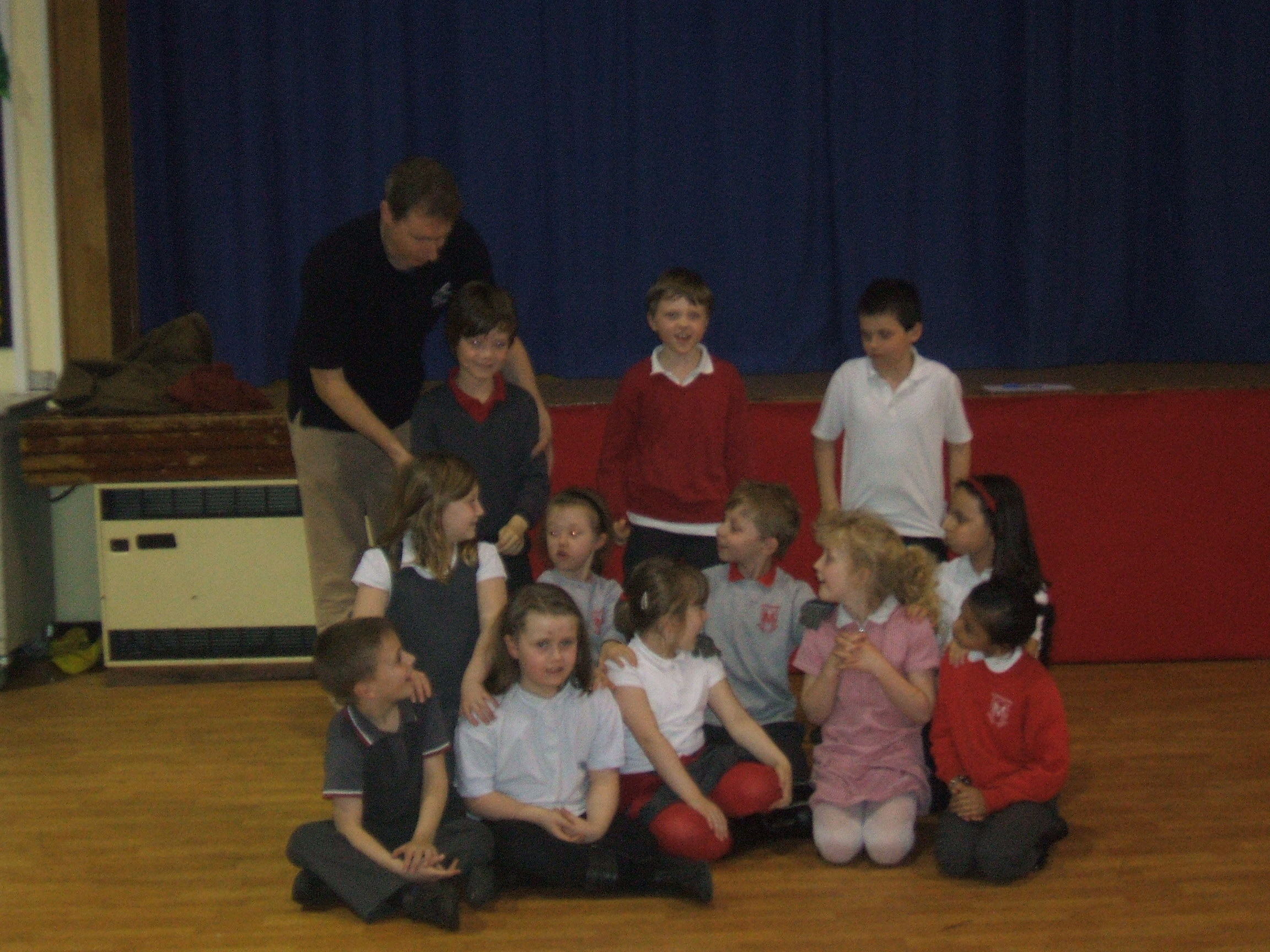 Archive | Musselburgh Burgh Primary School – Everything is ...