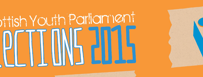 Scottish Youth Parliament: e-Voting for the elections has started
