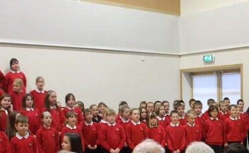 christmas carol service readings primary school