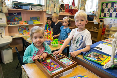 Book now! 7 Nov: Early Learning & Getting Ready for School – early years' practitioners' event
