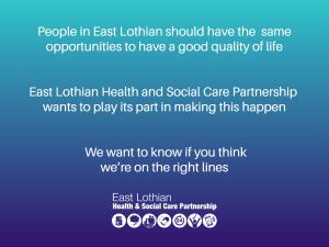 Equalities consultation advert slide