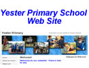 Yester Primary web site